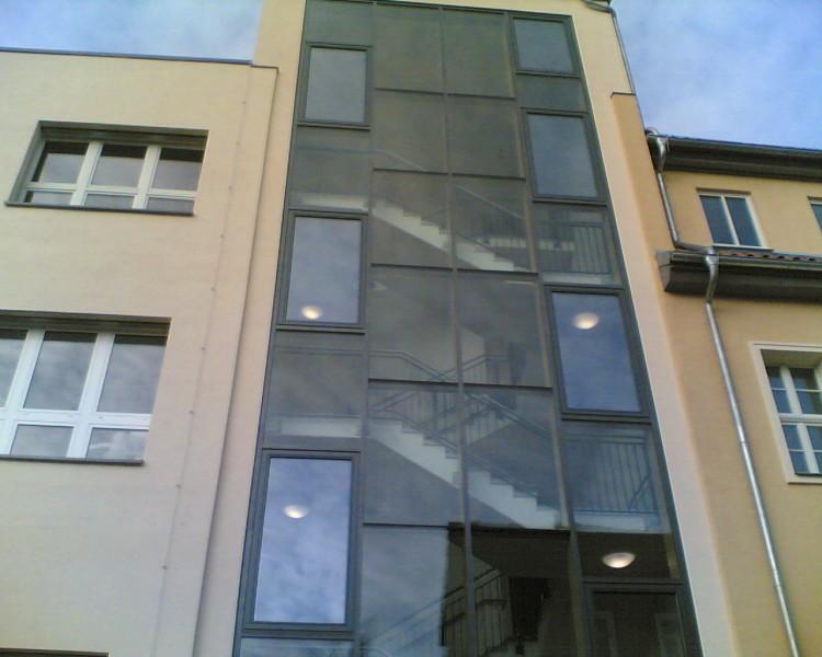 Fassade Hildburghausen